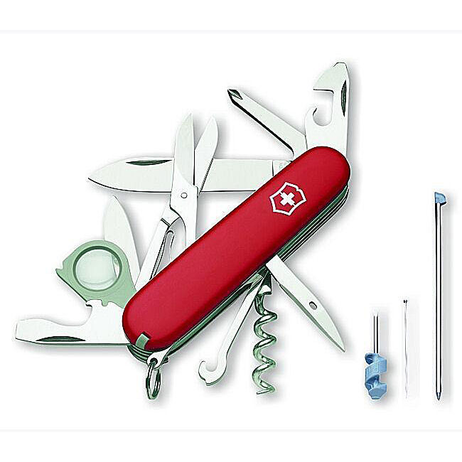 Victorinox Swiss Army 'Explorer Plus' 20-tool Pocket Knife