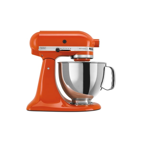 KitchenAid KSM150PSPN Persimmon 5-quart Artisan Tilt-Head Stand Mixer with $50 Rebate
