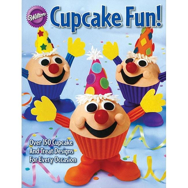 Wilton 'Cupcake Fun' Instructional Book