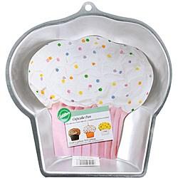 Wilton Cupcake Novelty Cake Pan - Thumbnail 0