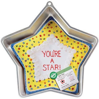Novelty Star Cake Pan