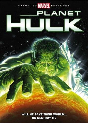 Planet Hulk (DVD)