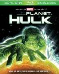 Planet Hulk (Blu-ray Disc)