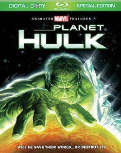 Planet Hulk (Blu-ray Disc)
