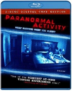 Paranormal Activity (Blu-ray Disc)