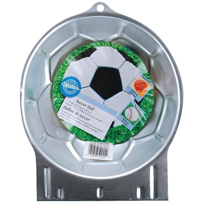 Wilton 'Soccer Ball ' Novelty Cake Pan