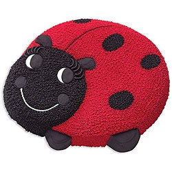 Wilton 'Lady Bug' Novelty Cake Pan