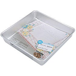 Wilton Performance 'Square' 10-inch Cake Pan