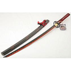 Hand-forged 41-inch Japanese Samurai Sword