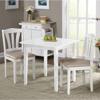 price under 200 simple living montego 3piece dining set