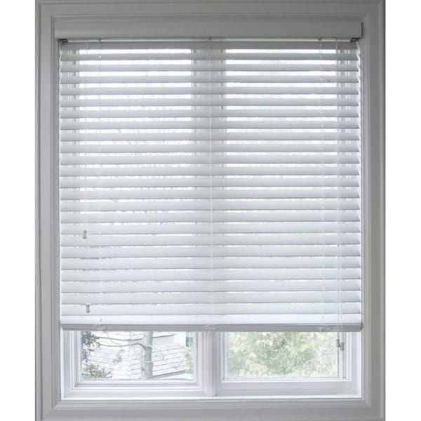 Arlo Blinds Customized Faux Wood Window Blinds