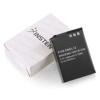 INSTEN Li-lon Battery for Nikon EN-EL12