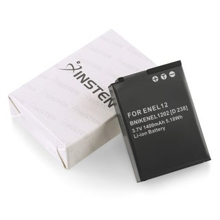 INSTEN Li-lon Battery for Nikon EN-EL12
