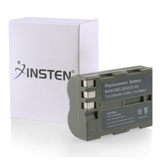 INSTEN NIKON EN-EL3e Compatible Li-Ion Battery for D300