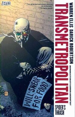 Transmetropolitan 7: Spiders Thrash (Paperback)