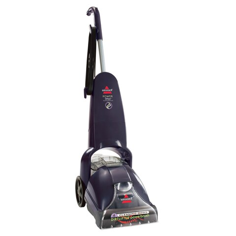 Bissell 1622 Powerlifter Powerbrush Deep Carpet Cleaner - Black