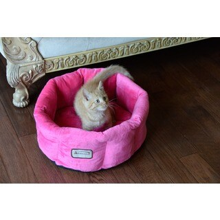 Armarkat 15-inch Pink Pet Bed