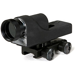 Trijicon 4.0 MOA Amber Dot Flattop Adapter Reflex Sight