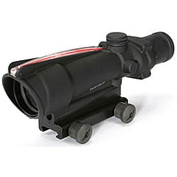 Trijicon 3.5x35 Illuminated Red Chevron .223 Reticle Advanced Combat Optical Gunsight