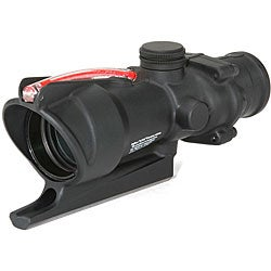 Trijicon 4x32 Illuminated Red Donut .223 Ballistic Reticle Advanced Combat Optical Gunsight