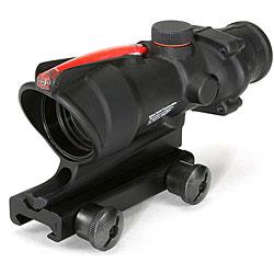 Trijicon 4x32mm ACOG with Illuminated Red Horseshoe/ Dot .223 Reticle