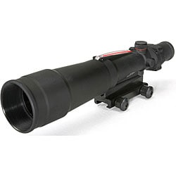 Trijicon 5.5x50 Illuminated Red Chevron .223 Reticle Advanced Combat Optical Gunsight