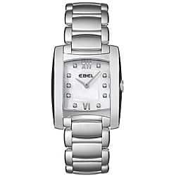 Ebel Women's Brasilia Mother of Pearl Diamond Watch|https://ak1.ostkcdn.com/images/products/4413513/Ebel-Womens-Brasilia-Mother-of-Pearl-Diamond-Watch-P12373840.jpg?impolicy=medium
