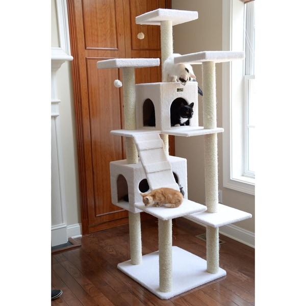 Armarkat Cat Tree Condo Scratcher Model B7701