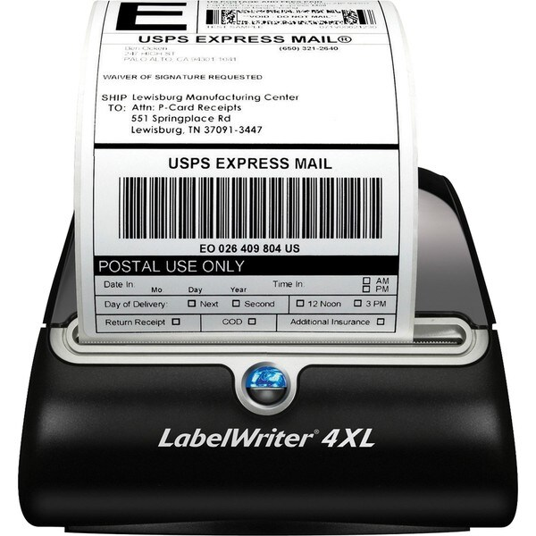 Shop Dymo LabelWriter 4XL Direct Thermal Printer