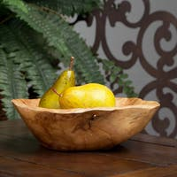 Enrico Rootworks Small Flat Cut Root Bowl
