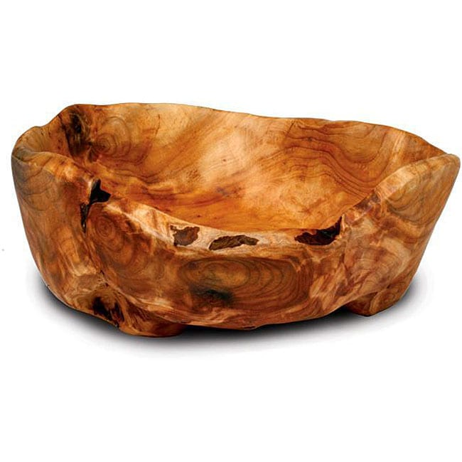 Enrico Rootworks Medium Flat Cut Rounded Root Bowl (China)