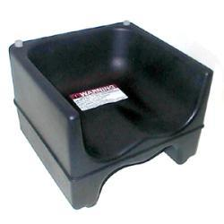 Cambro Black Booster Seat Dual Height - Thumbnail 1