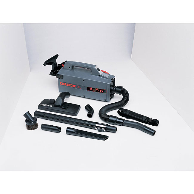 Oreck PRO5 Canister Vacuum