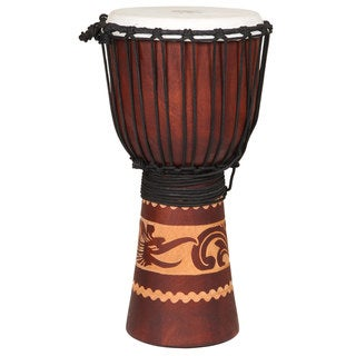 Kalimantan Djembe Drum (Indonesia)