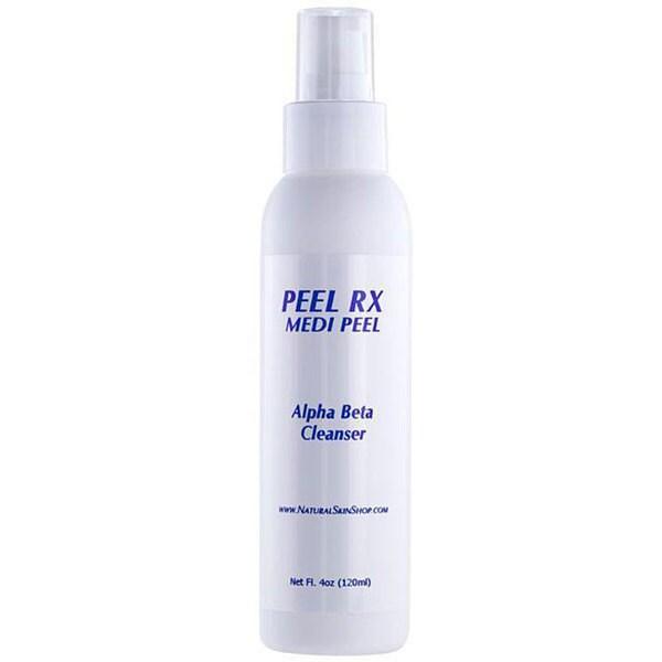 Peel Rx 4-ounce Alpha Beta Cleanser