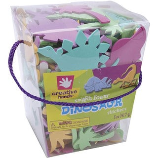 Creative Hands 'Dinosaur' 5-oz Foam Sticker Bucket