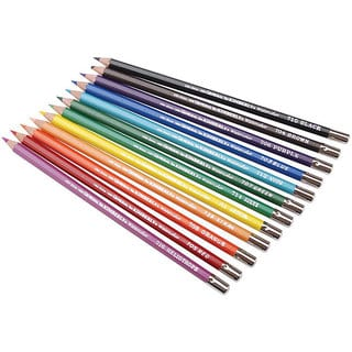 Kimberly Assorted Color Watercolor Pencils (Pack of 12)