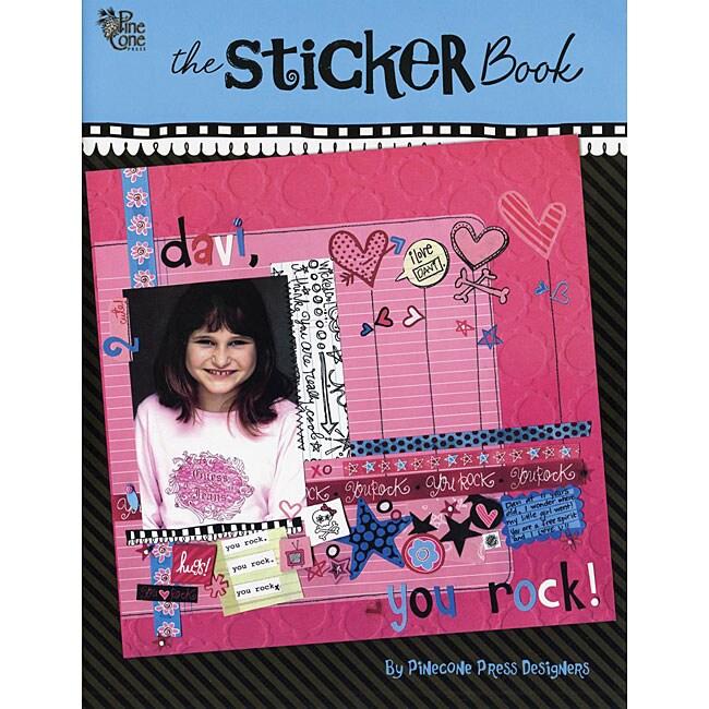 Pinecone Press Books 'The Sticker Book'