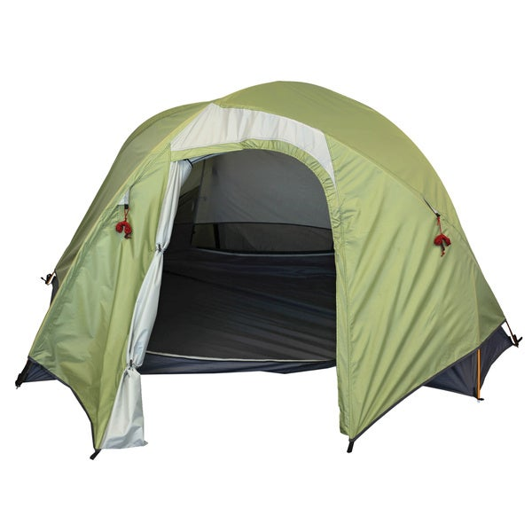 Recluse 3-person Ultra Light Aluminum Backpack Tent  sc 1 st  Overstock.com & Recluse 3-person Ultra Light Aluminum Backpack Tent - Free ...