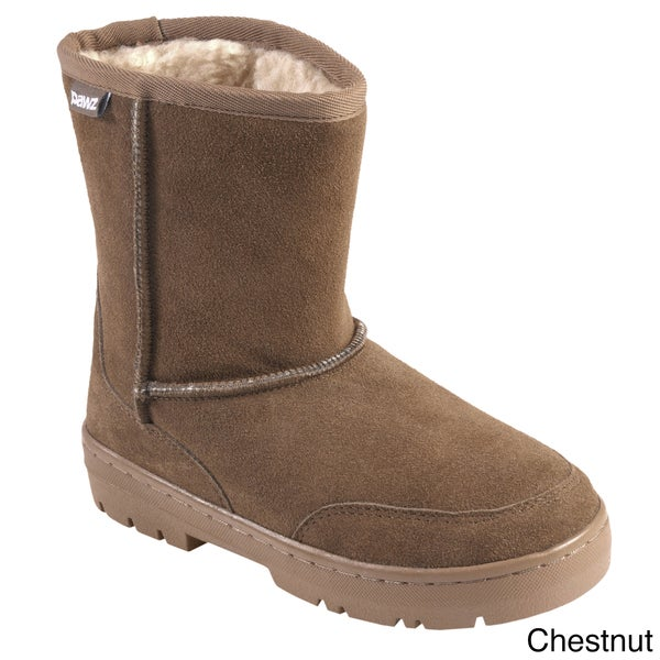 Pawz by bearpaw 'Laguna' Lug Sole 8-inch Youth Boots