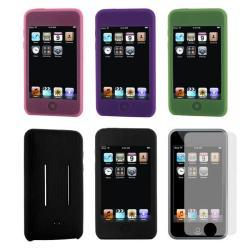 MEElectronics Silicone Case for iPod Touch 2nd and 3rd Gen - Thumbnail 1