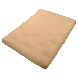 Pine Canopy Wallowa-Whitman 8-inch Queen Microfiber Suede Premier Futon Mattress (More options available)