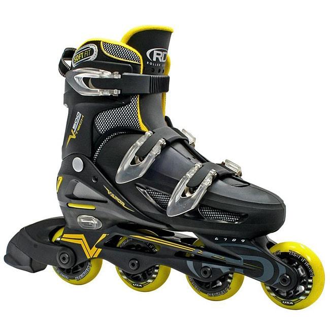 Roller Derby V500 Men's Adjustable Inline Skates - Free Shipping ...