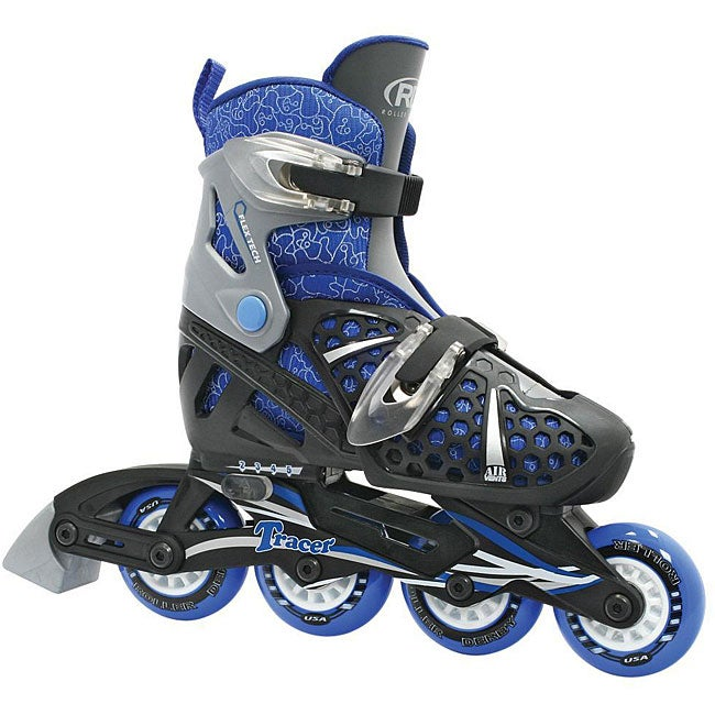 Tracer Boy's Adjustable Inline Skates - Free Shipping ...
