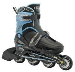 Roller Derby Cobra Boy's Adjustable Inline Skates - Thumbnail 2