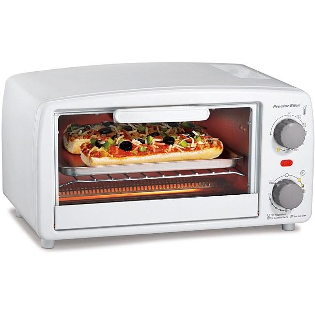 Proctor Silex 31116 4-slice Toaster/ Broiler Oven