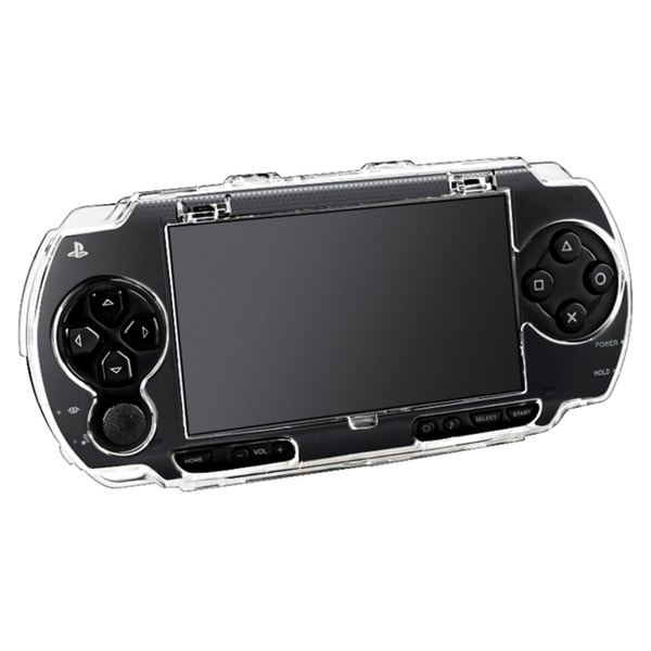 Insten Clear Crystal Case for Sony PSP 1000 series