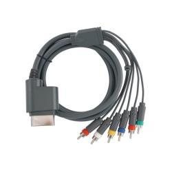 Insten Component Composite Cable - Audio/ Video Cable for XBox 360
