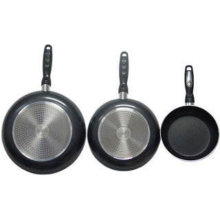 Gourmet Chef Professional Heavy Duty Non-Stick Fry Pans