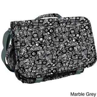 J World Thomas 17-inch Laptop Messenger Bag